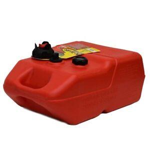 Moeller Boat Portable Fuel Tank 620049LP | 6.5 Gallon w/ Sight Gauge