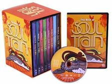 The Best of Soul Train 9 DVD Box Set TVs SOUL MUSIC EXTRAVAGANZA RARE BRAND NEW
