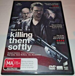 Killing Them Softly DVD