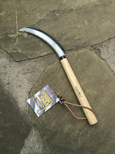 Burgon & Ball Herbaceous Sickle / Knife - Garden, Allotment, Tool