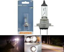 Sylvania Basic H7 55W One Bulb Light Turn Cornering Replacement Plug Play Lamp