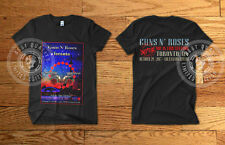 Rare Guns N Roses not in this lifetime shirt Toronto ON october 29 , 2017 gildan