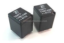 2 x RELE V23072-C1061-A308, V23072C1061A308 TYCO , RELAY - FIAT PUNTO - NUEVO
