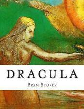 D R a C U l A by Bram Stoker (2013, Paperback)