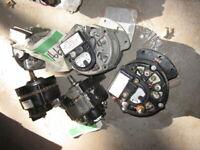 24V 35A Alternator Fits Onan MEP803 Generator 8MR3005CA 88-21154 6115-01-459-...
