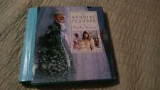 """NEW """"The Wedding Planner"""" by Martha Stewart  Wedding Planner 1988 First Edition"""