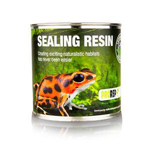 ProRep Terrascaping Pigment & Sealing Resin, Texturing compound terraria aquaria