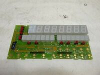 Hengstler 2-724-011-B 17240001 J6 Batch Counter Digit Screen Untested AS-IS