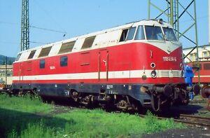 Originaldia 118 638, Blankenburg, 05.06.1993