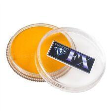 Diamond FX Face Paint Essential - Golden Yellow 32gr