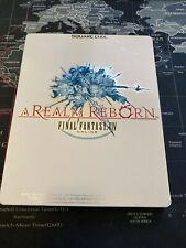 STEELBOOK FINAL FANTASY XIV A REALM REBORN