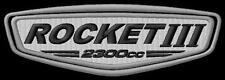 Triumph Rocket III Aufnäher iron-on patch