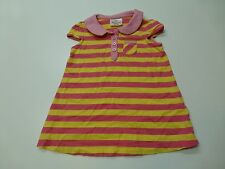 Hanna Andersson Shirt Girls Size 80 (2T Years) Striped Knit Great Condition
