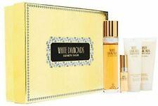 Elizabeth Taylor White Diamonds Gift Set 4 PC
