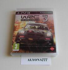WRC 3 PS3 (PlayStation 3, 2012) *BRAND NEW & FACTORY SEALED* --- REGION FREE ---