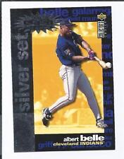 1995 COLLECTORS CHOICE Crash The Game Silver   ALBERT BELLE