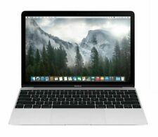 Apple MacBook A1534 Core M 12 Laptop - MF855LL/A (2015, Silver)