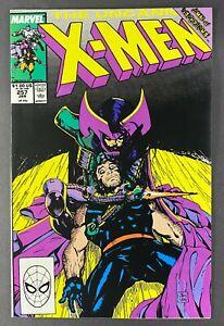 The Uncanny X-Men (1981) #257 VF/NM (9.0) Lady Mandarin/Psylocke Jim Lee Signed