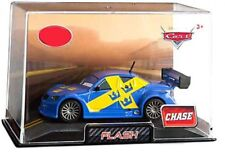 Disney Cars 1:43 Collectors Case Flash Exclusive Diecast Car
