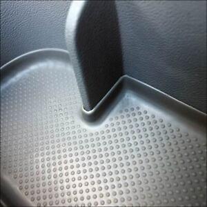 VW T5, T5.1 Door Pocket Inserts, Rubber, Door Liner (Grey) Double Passenger + Dr
