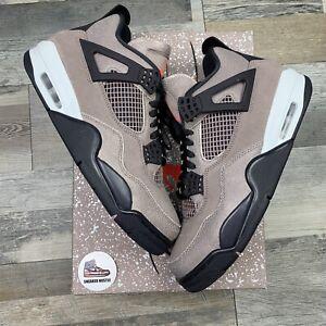 Nike Air Jordan 4 Retro Taupe Haze DB0732-200 Size 10