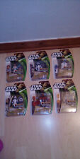 Lot6 Star Wars The clone wars CW 501st trooper Maul Yoda Canadian version green