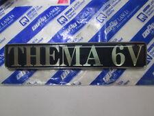Fregio posteriore originale 82413735 Lanca Thema V6 1° serie  [4158.17]