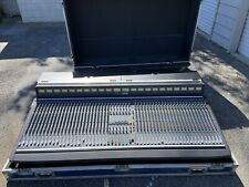 Soundcraft Sm20 48ch Console W/ Meterbridge Road Case 2 Psus Tour Package