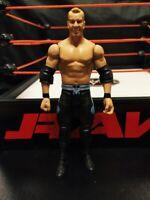 Christian WWE Wrestler Wrestling Action Figure Mattel Basic kids toy WWF WCW