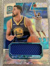 Klay Thompson 2017-18 Panini Spectra Spectacular Swatches Jersey /49 Mint