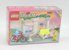 LEGO System 6402 Paradisa Strand Cafe / Eisdiele 1994 - MISB NEU/OVP