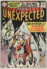 Tales of the Unexpected #91 and #92 VG 1965 1st Automan