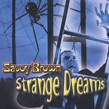 Strange Dreams by Savoy Brown (CD, Feb-2003, Blind Pig)