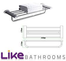 Oval Double Towel Bar / MO-002