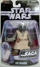"FOUL MOUDAMA Star Wars Saga 2 Collection 3 3/4"" inch Action Figure #29 2006"