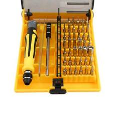 45 in 1 Professional Telecommunication Cell Repairing Screwdriver Tool Kit S