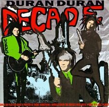 Decade: Greatest Hits by Duran Duran (CD, Jan-2005, Capitol)