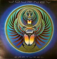 Journey - Captured (2006)  CD  NEW/SEALED  SPEEDYPOST
