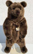 kösener 6683 -braunbärin Valentina 70 cm animal à câliner en Peluche