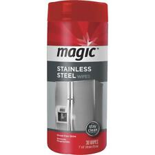 Magic Stainless Steel Cleaning Wipe, 30-Ct. 3060A  - 1 Each