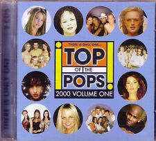 top of the pops 2000 volume one ( 2 cds )