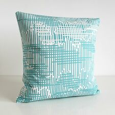 Scandi cushion cover, 18x18, 100% cotton, Made in UK #LAOG