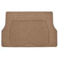Odorless Medium Cargo Tray Trunk Mat Liner Waterproof & BPA Free - Beige