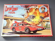 Captain Scarlet and the Mysterons 100Pc Jigsaw by King, Complete, Boxed