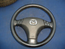 Lederlenkrad, Lenkrad, Airbaglenkrad, Airbag Mazda 6 GG/GY MPS GG1