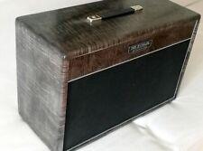 Mesa Boogie 2 x 12 charcoal hard wood