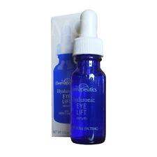 Dermapeutics Hyaluronic Eye Lift Serum with Mdi 0.5oz