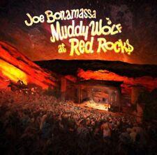 Joe Bonamassa : Muddy Wolf at Red Rocks CD (2015) ***NEW***