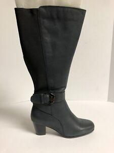 David Tate Bonita Womens Boot Black 7 M