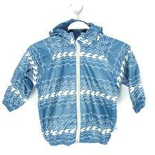 FINKID PILKKI Regenjacke Jacke Blau Türkis Gr. 80 90